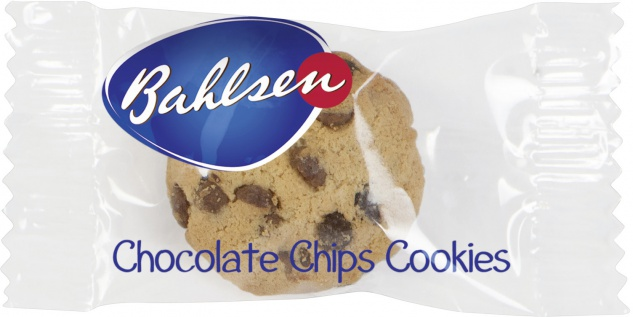 Bahlsen Chocolate Chips Cookies Portionspackungen knusprig 1180g