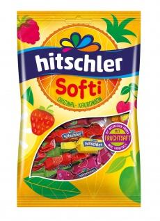 Hitschler Softi Classic weiche Kaubonbons mit Fruchtsaft 175g