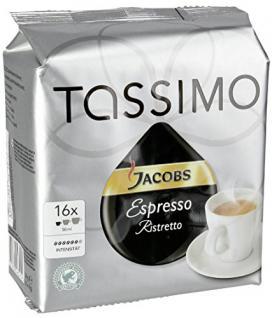 Jacobs Kaffee Tassimo Espresso Ristretto