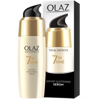 Procter und Gamble OLAZ Total Effects Serum glättend Sofortpflege 50ml