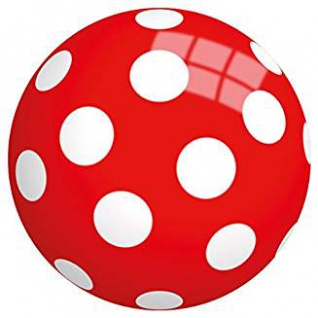 Punktball Spielball 220 mm