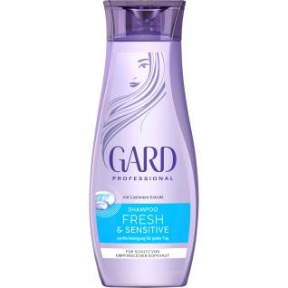 GARD Shampoo Fresh und Sensitive sanft mit Cashmere Extrakt 250ml