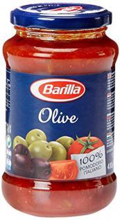 Barilla Oliven Sauce