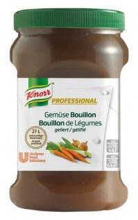 Knorr Professional Gemüse Bouillon geliert (800g)