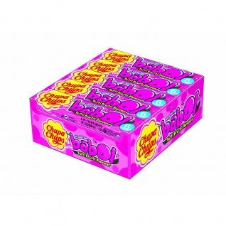 Chupa Chups Big Babol Tutti Frutti Kaugummiwürfel 27g 20er Pack