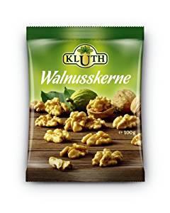 Kluth Walnusskerne 3 x 100 g