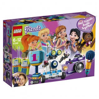 Lego Friends 41346 Freundschafts-Box Verwandle dich in deine Lieblingsheldinnen