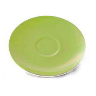 Jumbo-Untertasse DOPPIO grün
