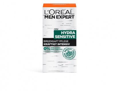 LOREAL Men Expert Hydra Sensitive Feuchtigkeit und Pflege 50ml - Vorschau 2