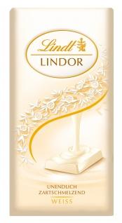 Lindt Lindor Weiß 100g