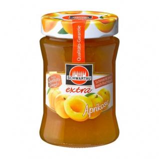 Schwartau extra Aprikose Natürlich leckere Konfitüre 340g 10er Pack