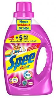 Spee ColorGel, (1 x 20 Waschladungen)