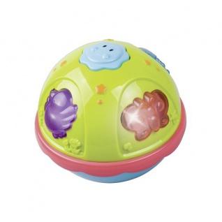 Musik- und Licht Spinning ball
