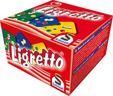 Selecta Spiel Ligretto Rot