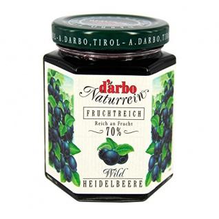 Darbo Naturrein Fruchtreich - Wild Heidelbeere