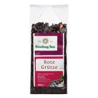 Bünting Tee Rote Grütze Früchte und Kräutertee kräftig fruchtig 200g