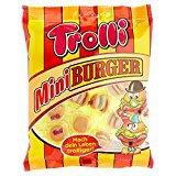 Trolli Mini Burger mach dein Leben trolliger die ungewöhnlichen 170g