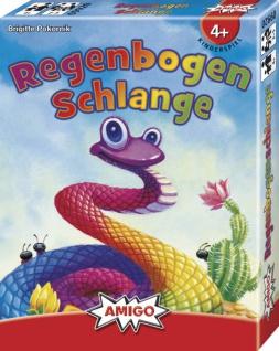 Amigo Regenbogenschlange Ein schönes Spiel für Kinder ab 4 Jahren