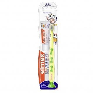 Elmex Lern-Zahnbürste 6er Pack