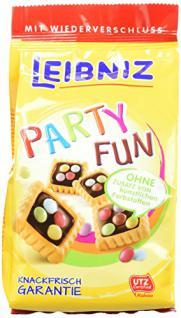 Leibniz Party Fun, 6er Pack (6 x 150 g)