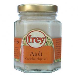 Österr. Aioli-Knoblauch-Pesto - FREY