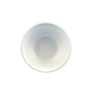 Einweg Schalen Zuckerrohr 200ml weiß von Papstar Serie PURE 50 Stück