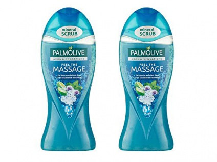 Palmolive Duschgel Aroma Sensations Mineral feel the Massage 250ml 2er Pack