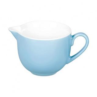 Milchgießer Doppio hellblau