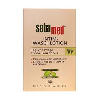 Sebamed Intim Waschlotion pH 6, 8 für die Frau ab 50, 200 ml
