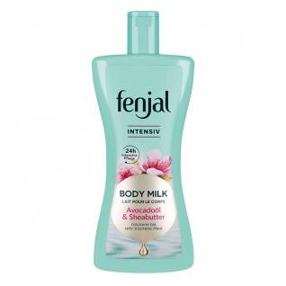 Fenjal Body Milk Intensiv mit Avocadoöl und Sheabutter 400ml