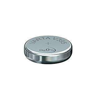 Chron.Uhrenbatterie 395