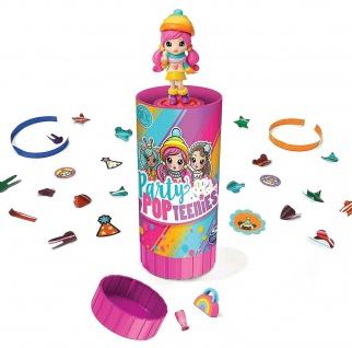 Amigo Party Pop Teenies Überraschung Poppers für Kinder ab 5 Jahren