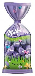 Milka Oster Eier aus feinster Alpenmilch Mini Ostereier 100g