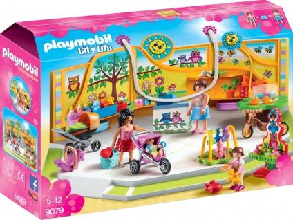 Playmobil City Life Sopping Spaß Babyausstatter Baby Store 9079
