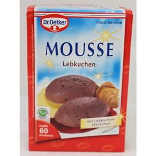 Dr. Oetker Mousse Lebkuchen 1 kg