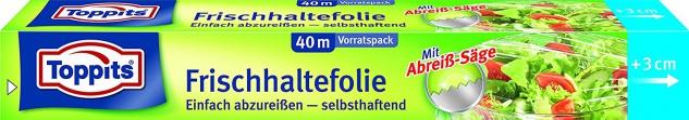 Toppits Frischefolie (32, 5cm)