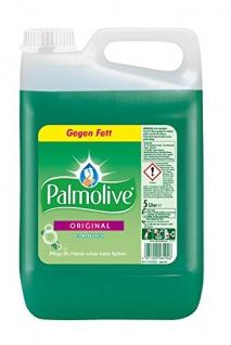 Palmolive Geschirrspülmittel Original, 1er Pack (1 x 5 l)