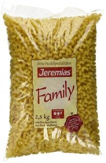 Jeremias Drelli Frischei Nudeln aus Hartweizengriess und Ei 2500g