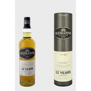 Glengoyne 12 Jahre Single Malt Whisky süße troposche Note 700ml