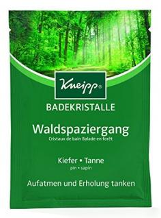 Kneipp Badekristalle Waldspaziergang, 60 g