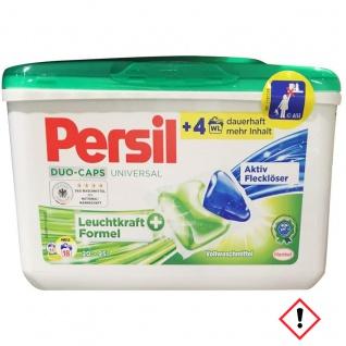 Persil Universal Duo Caps Vollwaschmittel 18 Waschladungen 450g