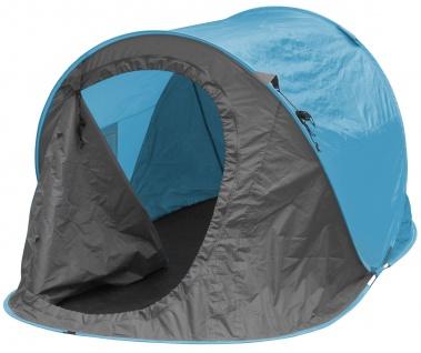 Zelt HI-Tec Iglu Kuppelzelt 2 Personen Igluzelt Camping