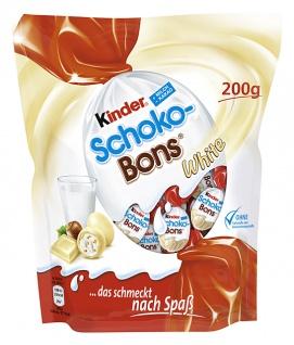 Ferrero Schoko Bons White das schmeckt nach leckerem Spaß 200g