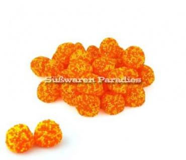 Fruchtgummi Bolitos mit Gelbe und Orange Zuckerdragees 1000g