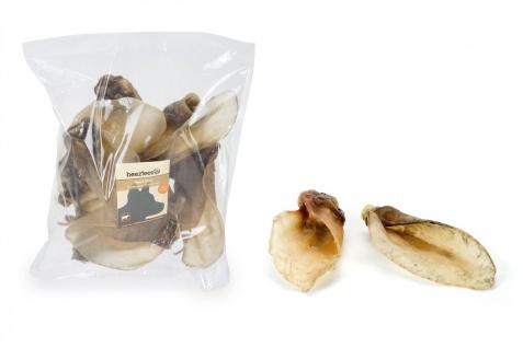 Rinderohren natürlicher Hundesnack Hundeleckerlie Beeztees 10x10 Stück