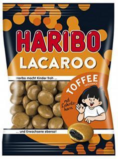 Haribo Lacaroo Toffee - Vorschau