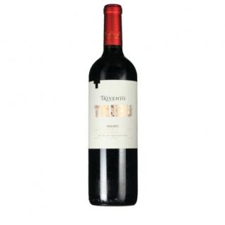 Trivento Tribu Malbec Mendoza Rotwein aus Argentinien 750ml 3er Pack