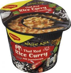 Maggi Magic Asia Rotes Thai Curry