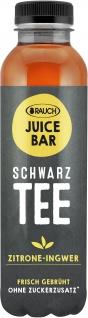 Rauch Juice Bar Schwarztee Ingwer Zitrone Fruchtsaft 500ml 12er Pack