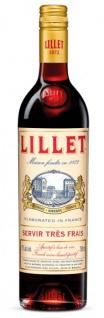 Lillet Rouge 17% vol. Aperitif Rubinrot Aromatisch Intensiv 750ml 12er Pack